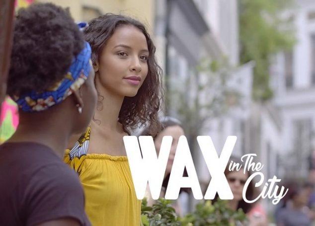 "J'ai regardé ""Wax In The City"""